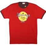 Tshirt Maloya Caf - Rouge