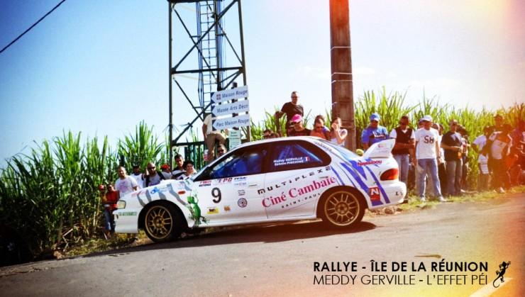 Rallye a la reunion