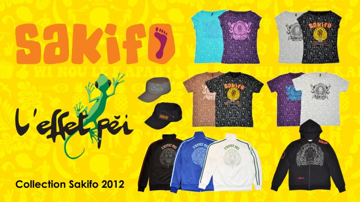 Collection L'effet Péi Sakifo 2012