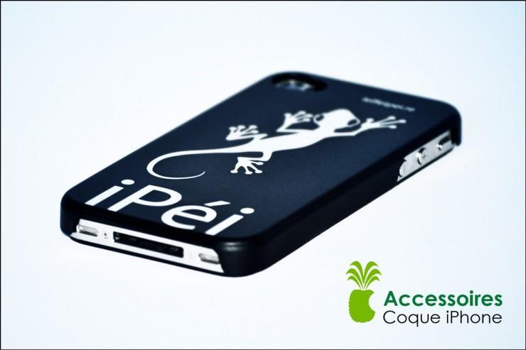iPéi - coque iPhone par L'effet Péi