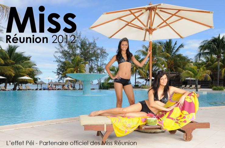 Miss Réunion 2012 - Bikini L'effet Péi