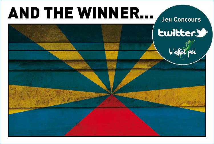 Gagnants Twitter