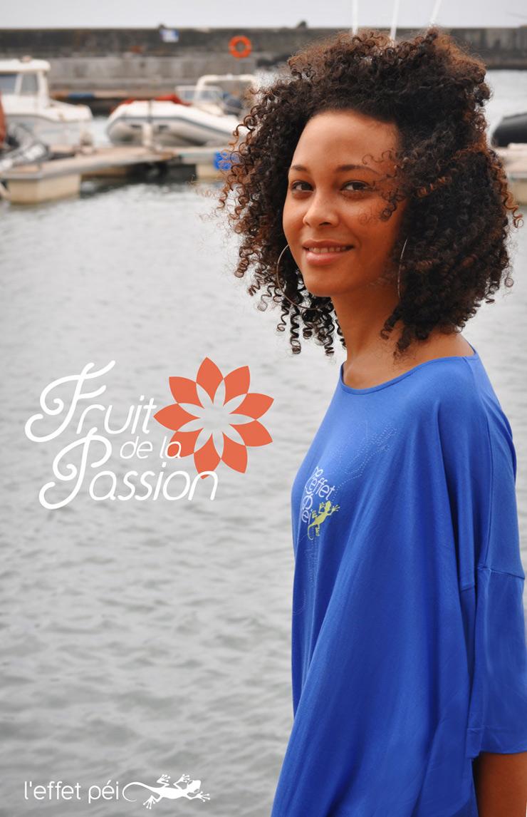 Port de Saint-Gilles - La Réunion - Robe Éloise L'effet Péi - Collection fruit de la passion