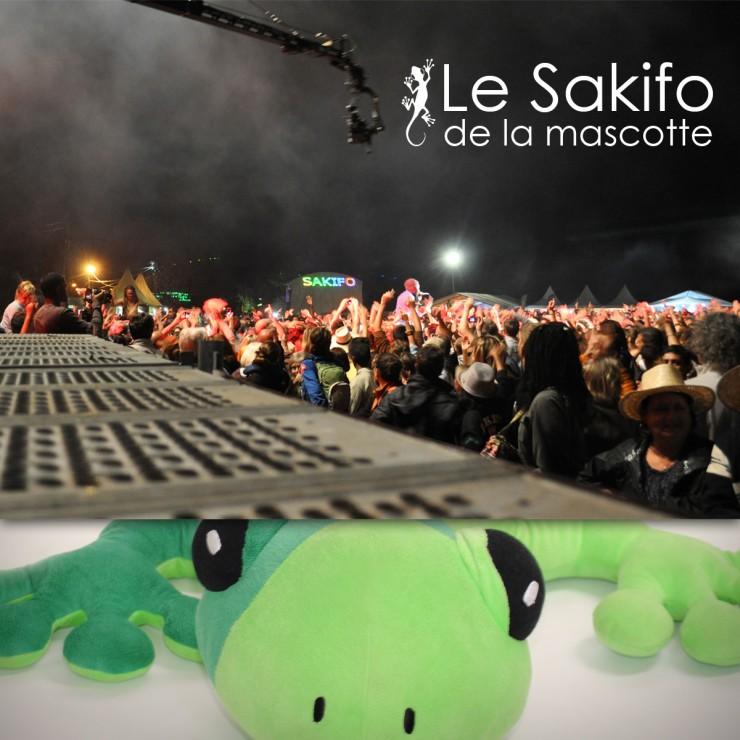 Le Sakifo 2013 de la mascotte L'effet Péi