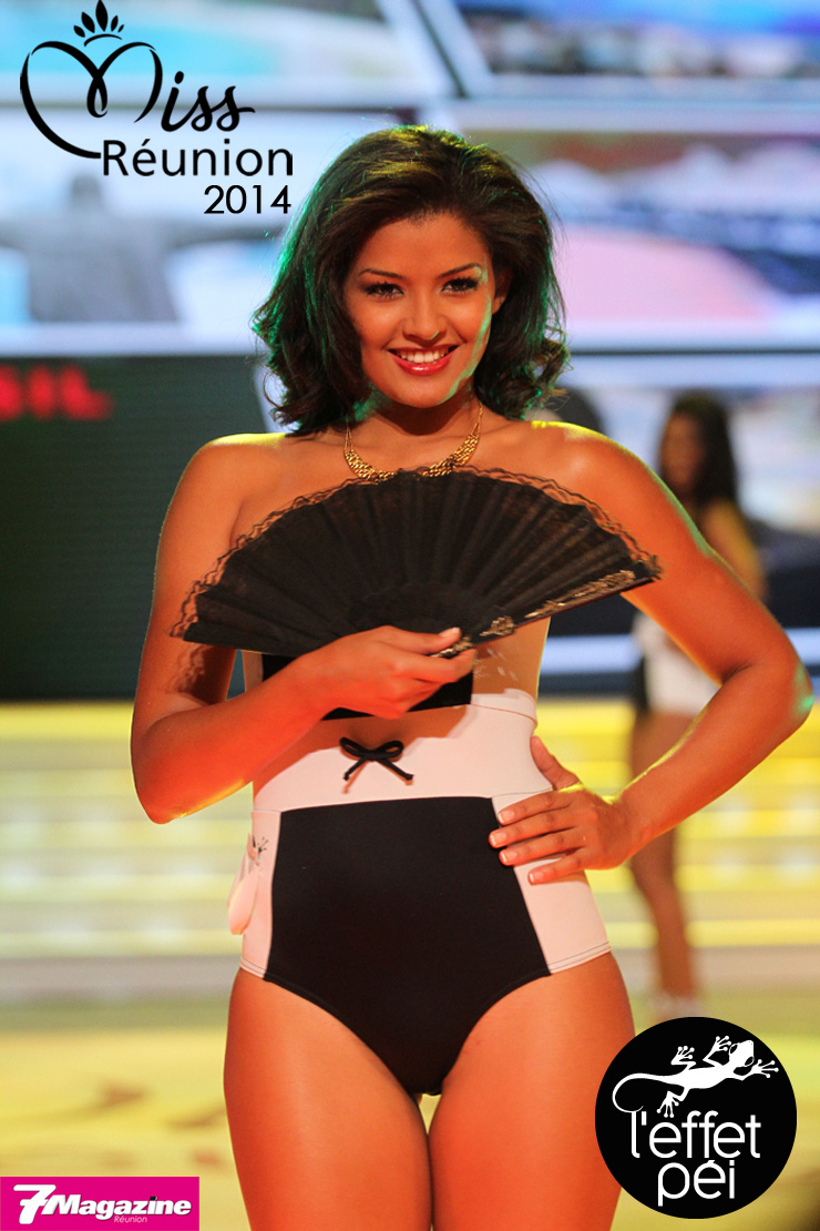 Ingreed Mercredi - Miss Réunion 2014