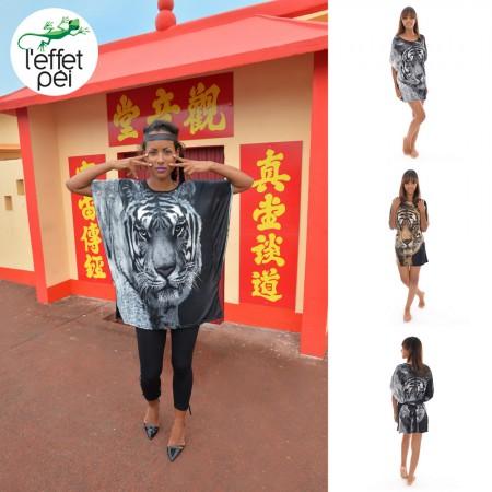 Tunique Tigre - Femme