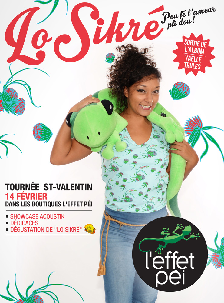 Tournée Saint-Valentin - Yaelle Trulès