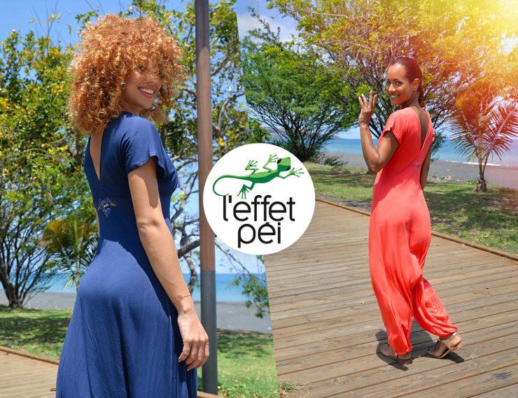 Combinaison femme - île de la Réunion - Saint-Paul