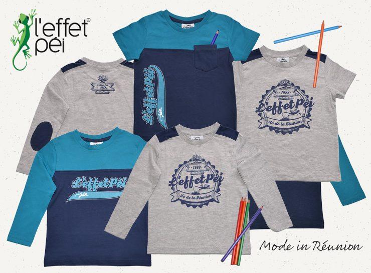 T-shirt enfant Dryce - Marmaille - Garçon - tiga