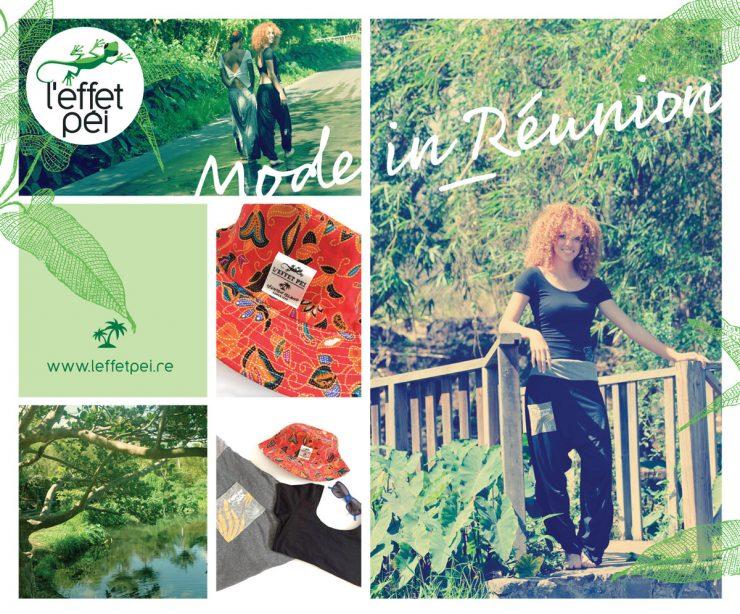 Tenue femme - Nature - La Réunion