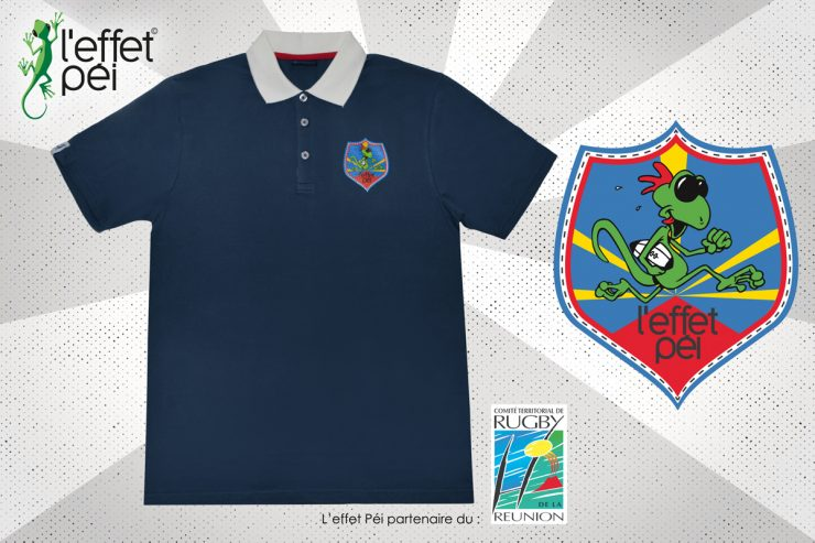 Polo Vali Rugby homme