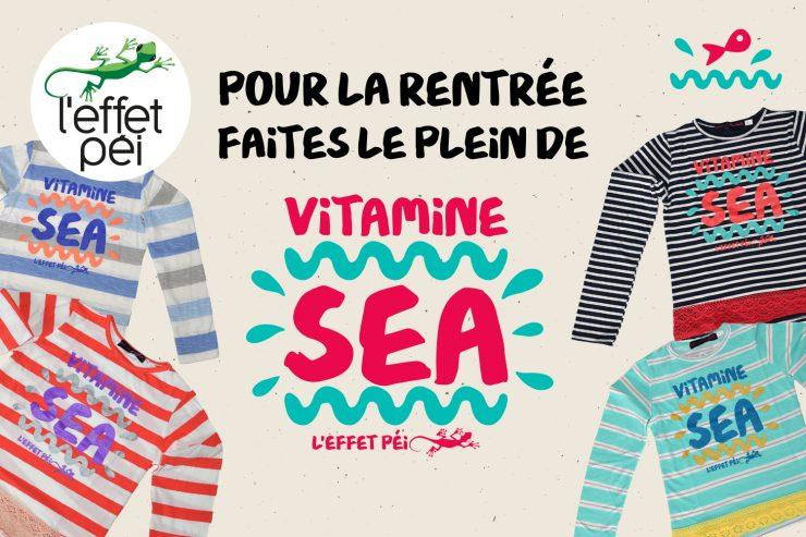 Pour la rentrée, faites le plein de Vitamine Sea